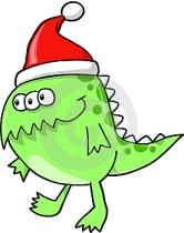 monstro de natal