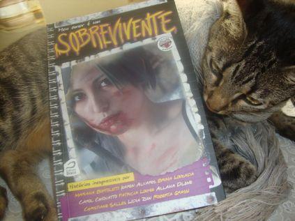 Até minha gatinha quer ler!