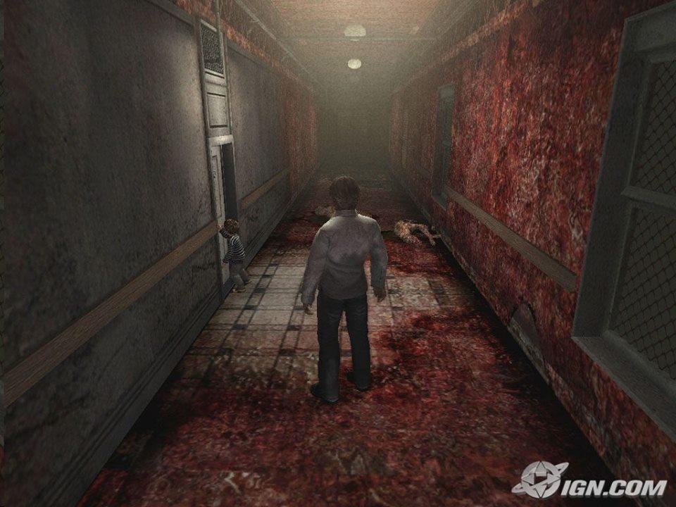 Influências de Alameda dos Pesadelos – Silent Hill | Eu
