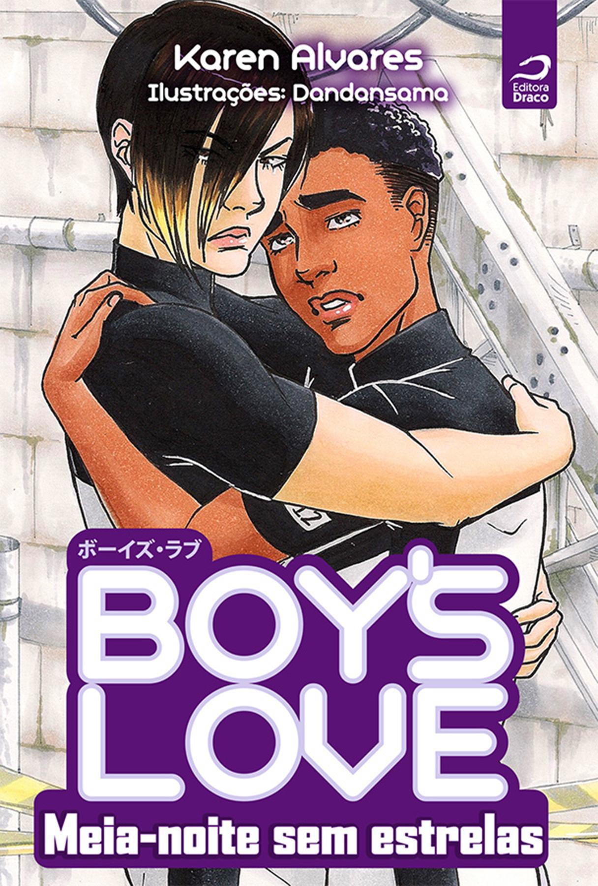 Lançamento: Boy's Love – Meia-noite sem estrelas